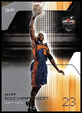 21 Jason Richardson