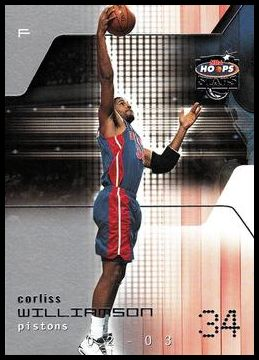 42 Corliss Williamson