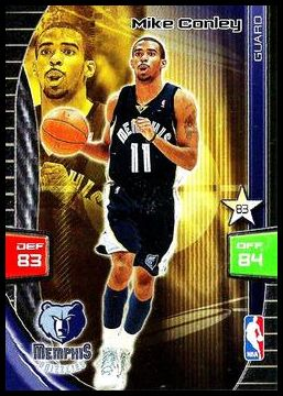 63 Mike Conley