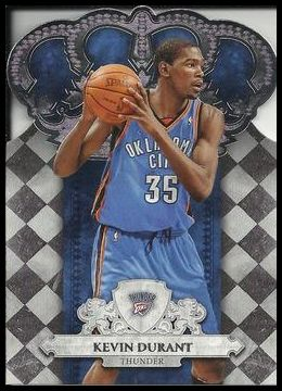 62 Kevin Durant