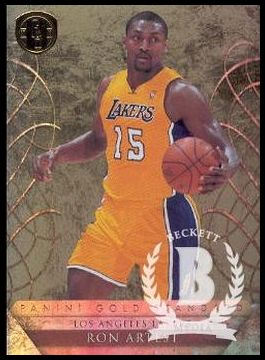 92 Ron Artest