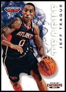 17 Jeff Teague