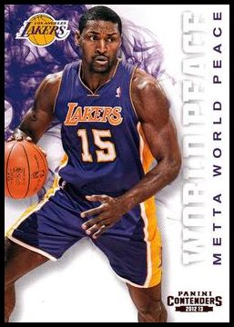 63 Metta World Peace