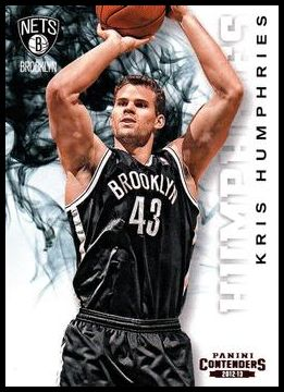 86 Kris Humphries