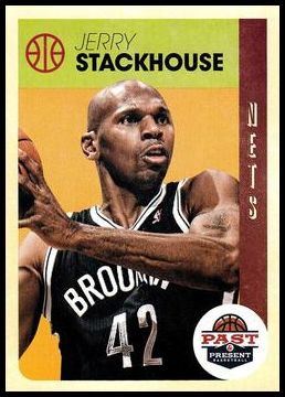 49 Jerry Stackhouse
