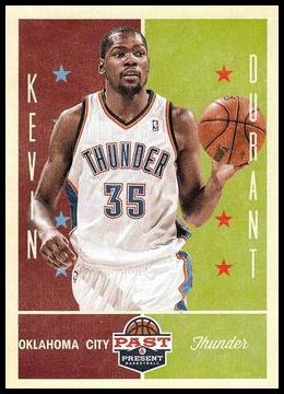 58 Kevin Durant