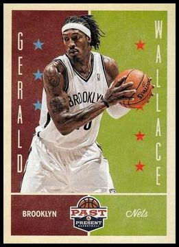 60 Gerald Wallace