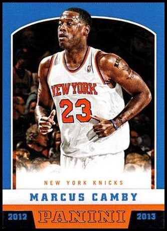 112 Marcus Camby