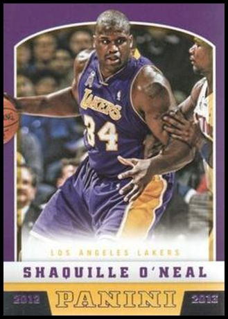 195 Shaquille O'Neal