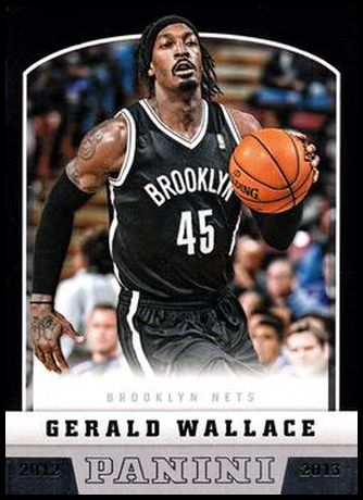 63 Gerald Wallace