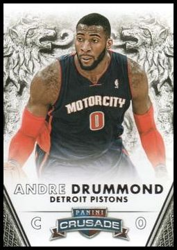 10 Andre Drummond