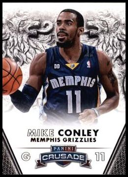 45 Mike Conley