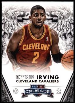 50 Kyrie Irving