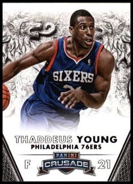 67 Thaddeus Young