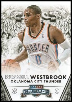 68 Russell Westbrook