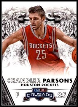 84 Chandler Parsons