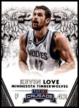 9 Kevin Love