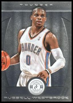 13 Russell Westbrook