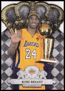 2010 Panini Crown Royale National Convention VIP VIP1 Kobe Bryant