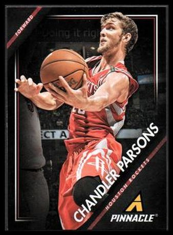 203 Chandler Parsons
