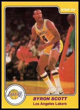22 Byron Scott