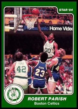 35 Robert Parish