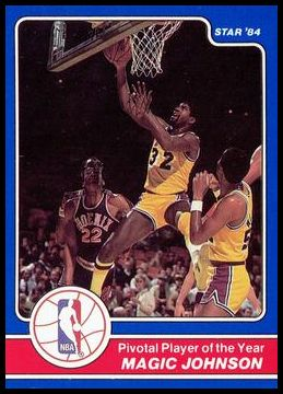 6 Magic Johnson