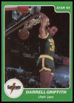 6 Darrell Griffith