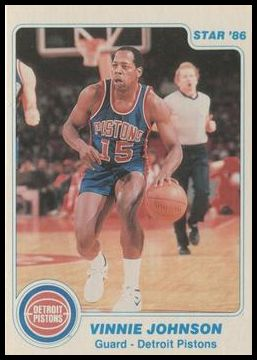 13 Vinnie Johnson