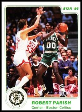 99 Robert Parish