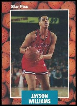 5 Jayson Williams