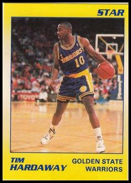 11 Tim Hardaway - Golden State Warriors