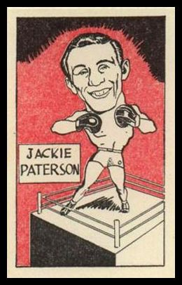 18 Jackie Paterson