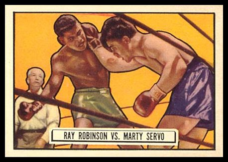 34 Ray Robinson Vs Marty Servo