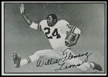 4 Willie Fleming
