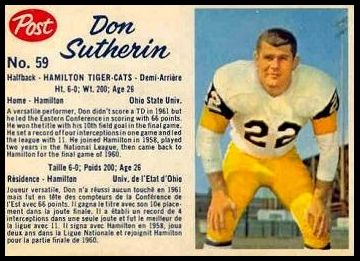 59 Don Sutherin