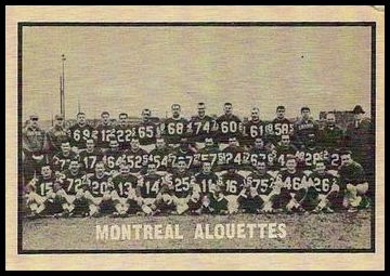 94 Montreal Alouettes