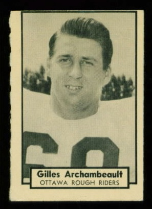 95 Gilles Archambeault