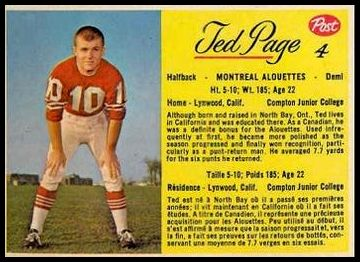 4 Ted Page