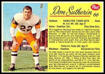 66 Don Sutherin