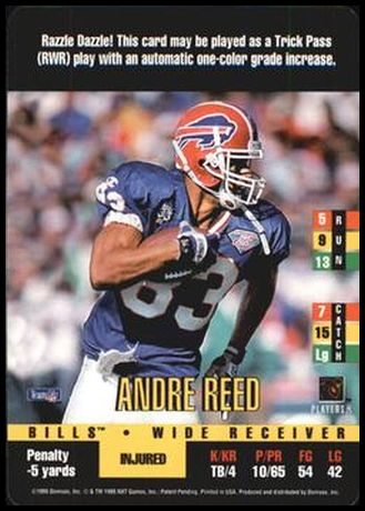 NNO Andre Reed