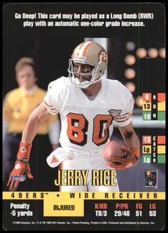NNO Jerry Rice