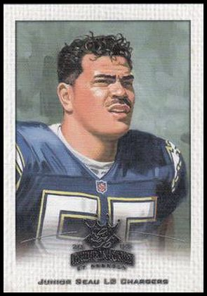 81 Junior Seau
