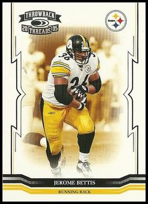 119 Jerome Bettis