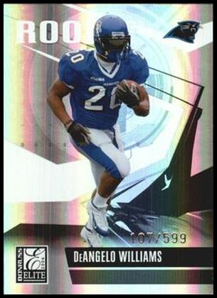 133 DeAngelo Williams