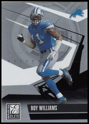 34 Roy Williams WR