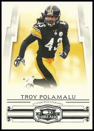 112 Troy Polamalu