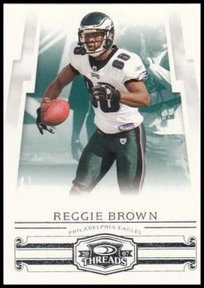 120 Reggie Brown