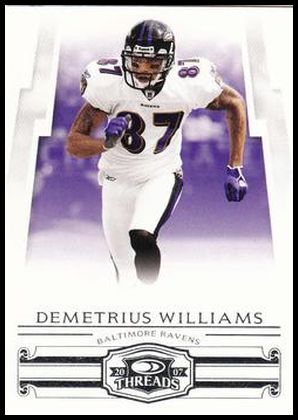 127 Demetrius Williams