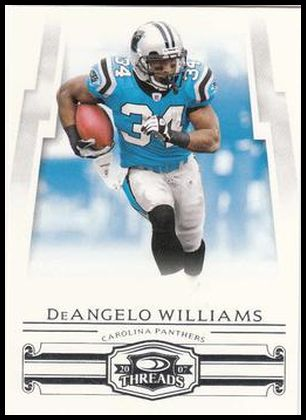 65 DeAngelo Williams